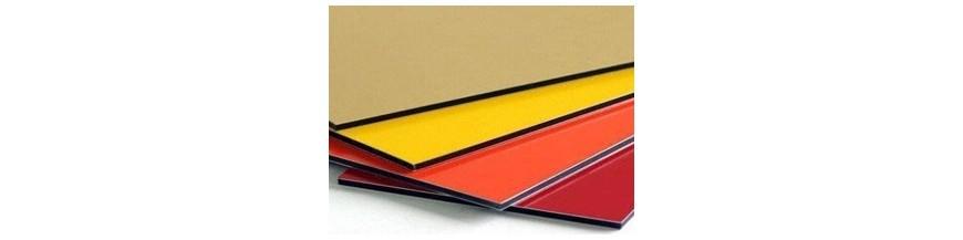 composite de aluminio-albond
